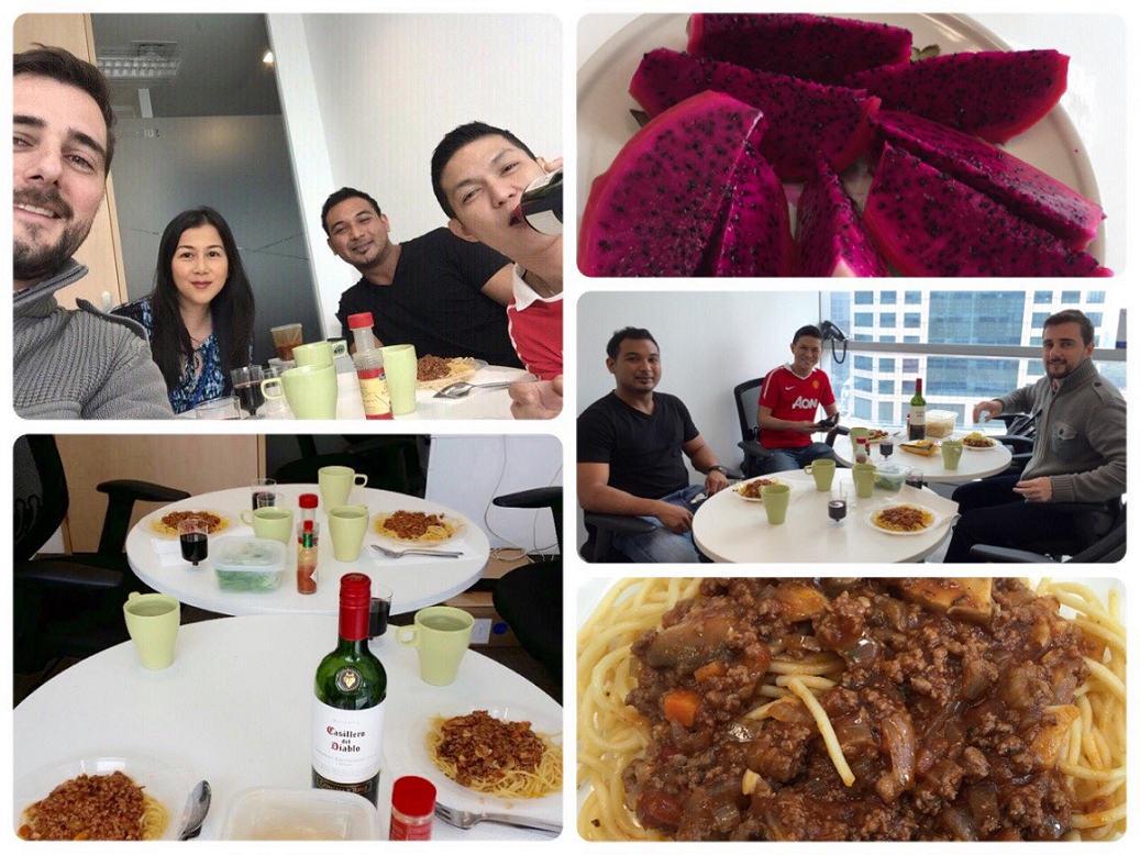 October Team Lunch