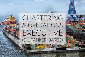 Job Opening at a Well Established Shipping Company for a Chartering & Operations Executive