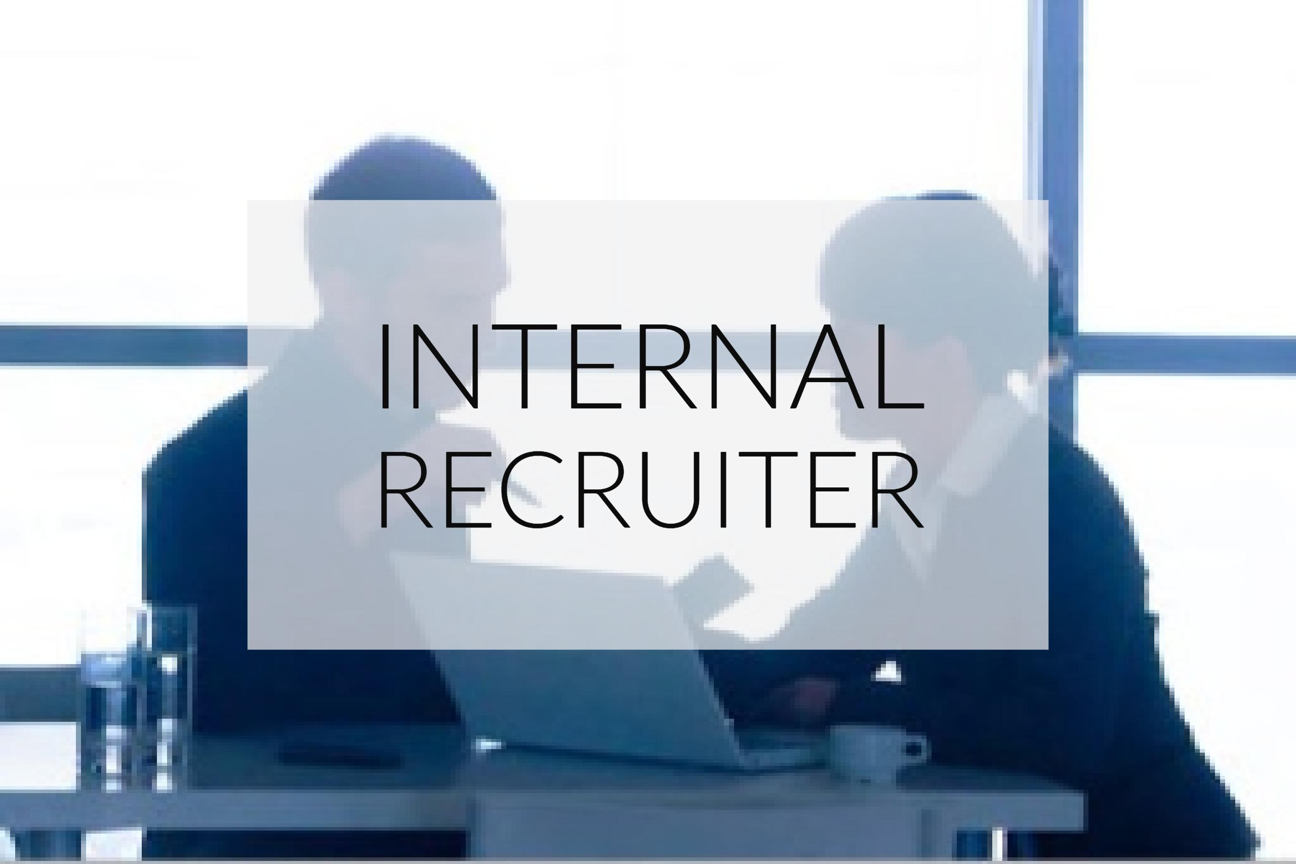 internal recruiter ignition global
