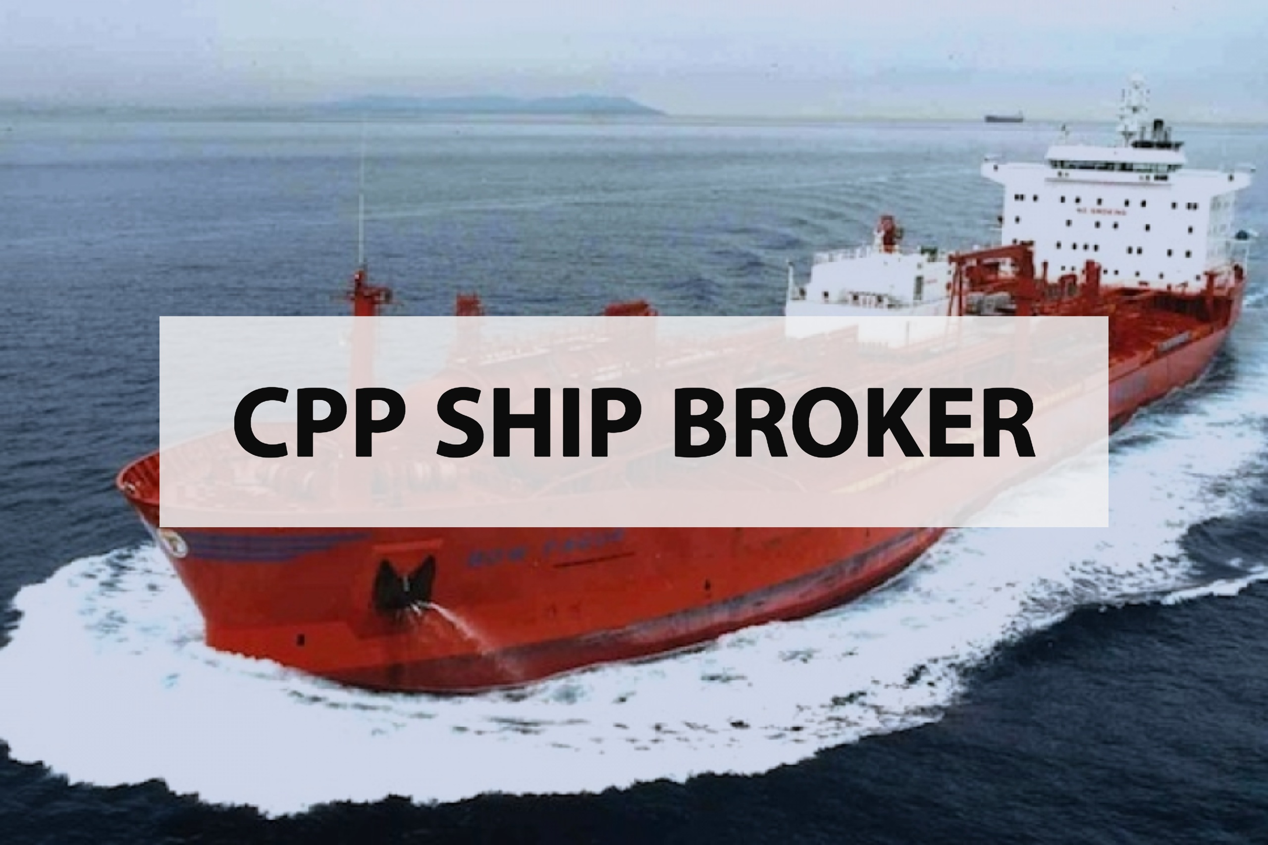 CPP Ship Broker - Ignition Global